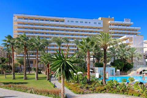 Goedkope zonvakantie Andalusië - Costa del Sol - Hotel Sol Don Pablo