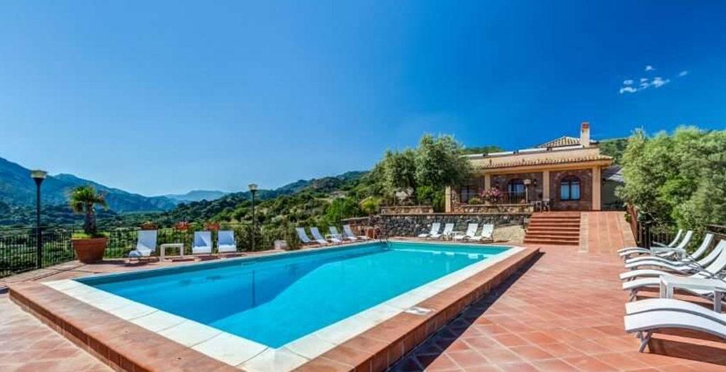 Bijzondere accommodaties Il Poggio in Francavilla (Sicilië, Italië)