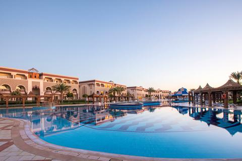 Last minute zonvakantie Rode Zee - Hotel SUNRISE Select Mamlouk Palace Resort