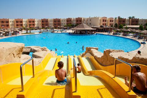 All inclusive zonvakantie Rode Zee - Hotel SUNRISE Select Royal Makadi Aqua Resort