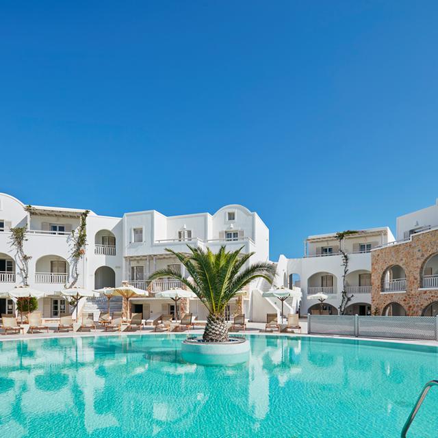 Hotel en Appartementen Aegean Plaza