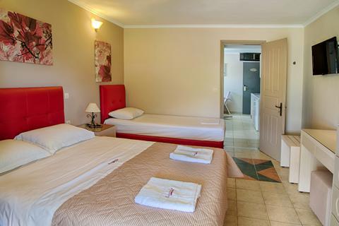 Top zonvakantie Zakynthos - Appartementen Bougainvillea