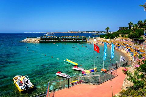 All inclusive zonvakantie Egeïsche Kust - Hotel Adrina Beach Resort Didim