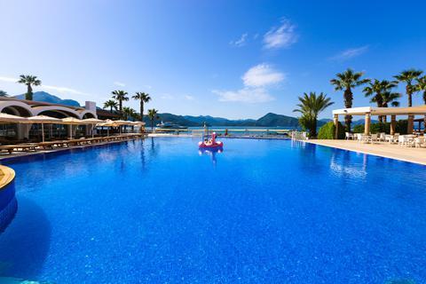 Geweldige vakantie Zuid-Egeïsche Kust 🏝️Hotel Fortezza Beach Resort