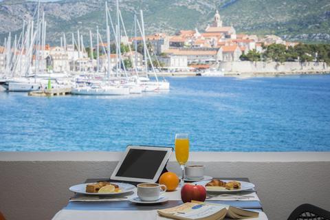 Goedkoop op vakantie Dubrovnik-Neretva 🏝️Hotel Liburna