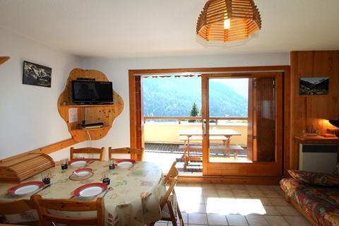 Korting skivakantie Paradiski ⛷️Résidence Le Chardonnet
