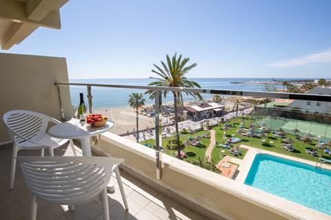 Goedkope zonvakantie Andalusië - Costa del Sol - Hotel La Barracuda