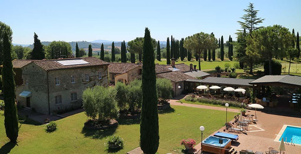 Bijzondere accommodaties Agriturismo La Sovana Appartementen in Sarteano (Toscane, Italië)