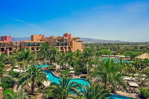 Korting zonvakantie Gran Canaria - Hotel Lopesan Baobab Resort