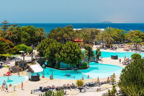 Goedkope zonvakantie Lanzarote - Hotel H10 Lanzarote Princess