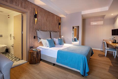 Last minute zonvakantie Noord-Egeïsche Kust - Hotel Eliada