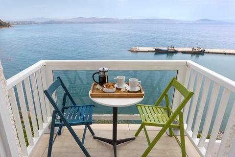 Goedkope zonvakantie Kreta 🏝️Hotel Galini Mare