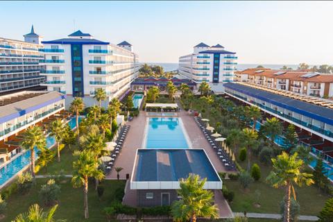 Goedkope zonvakantie Turkse Rivièra - Hotel Eftalia Marin Resort