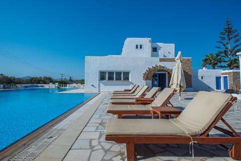 Goedkope zonvakantie Naxos - Hotel Naxos Holidays
