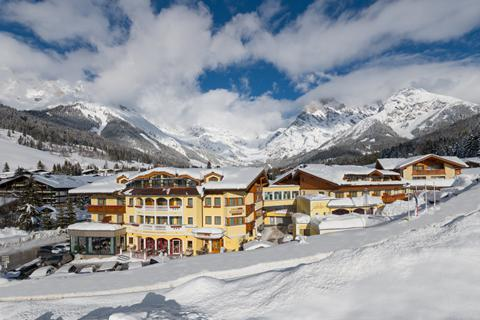 Goedkope wintersport Ski Amadé ⛷️Berg & Spa Hotel Urslauerhof