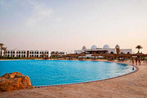 All inclusive zonvakantie Marsa Alam - Hotel Gorgonia Beach Resort