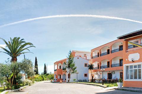 Last minute vakantie Corfu - Hotel Victoria Hill