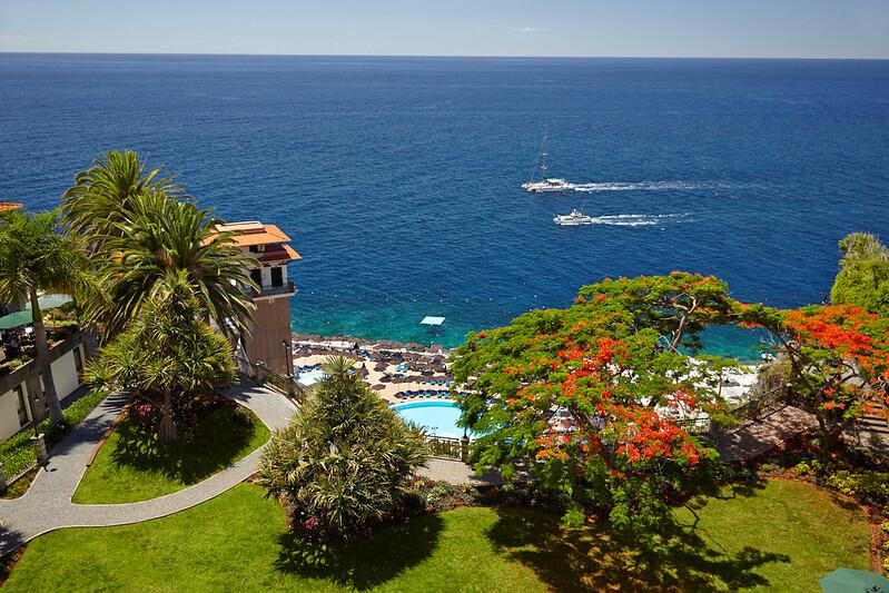 Reviews Hotel The Cliff Bay