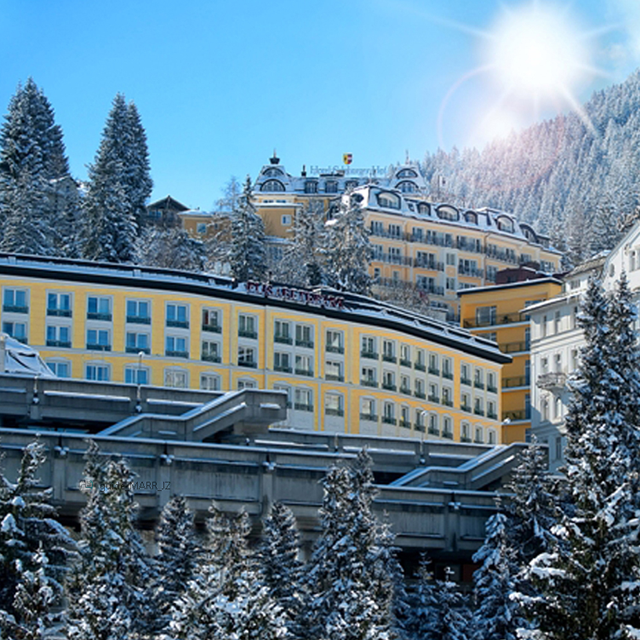 Meer info over Hotel Elisabethpark  bij Bizztravel wintersport