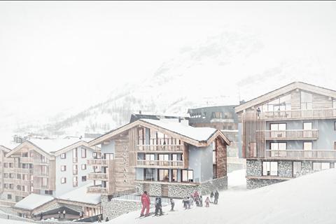 Goedkope skivakantie Tignes - Val d'Isère ⛷️Chalet Izïa