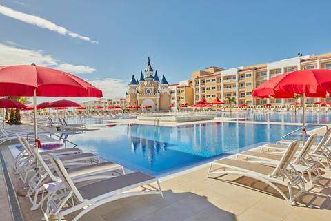 All inclusive zonvakantie Tenerife - Hotel Bahia Principe Fantasia Tenerife - swim-up junior suites