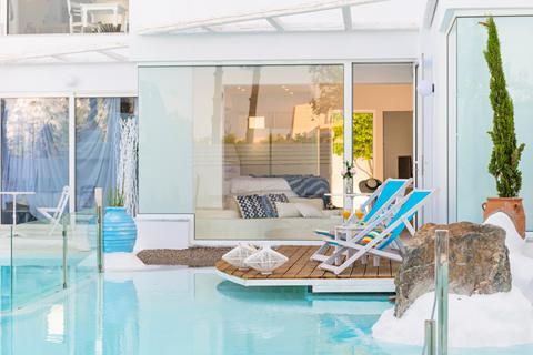 Goedkope zonvakantie Rhodos - Hotel Kouros Home Boutique