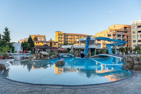 All inclusive zomervakantie Zwarte Zee - Hotel Trakia