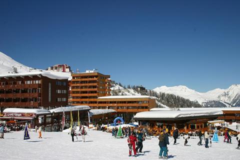 Fantastische wintersport Paradiski ⛷️Les Lodges des Alpages
