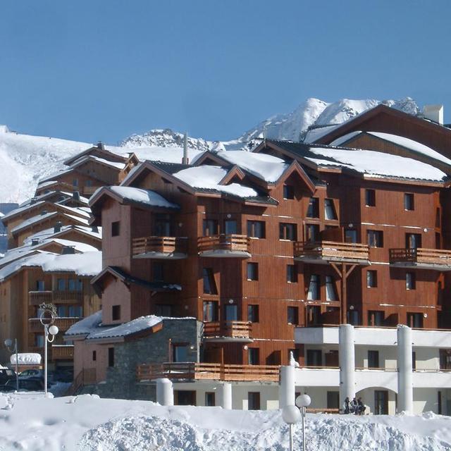 Les Lodges des Alpages