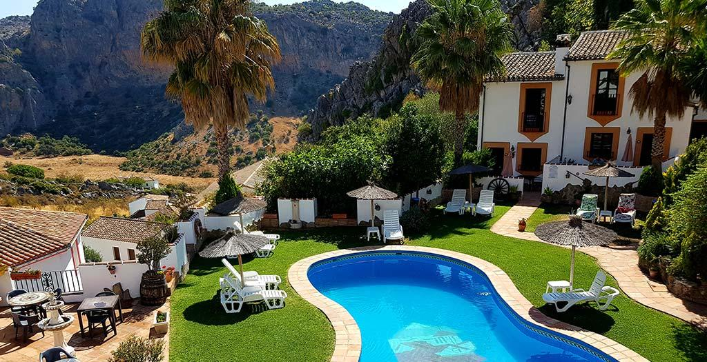 Bijzondere accommodaties Casas de Montejaque in Montejaque (Andalusië, Spanje)