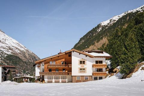 Korting wintersport Sölden-Hochsölden ⛷️Hotel Macun Vent