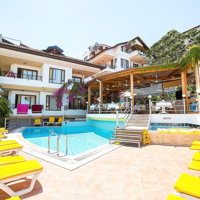 Alanya - Hotel Villa Sonata