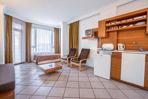 Goedkope zonvakantie Turkse Rivièra - Hotel Villa Sonata