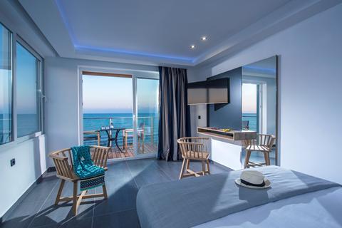 Goedkoopste zonvakantie Kreta - Hotel Infinity Blue Boutique & Spa