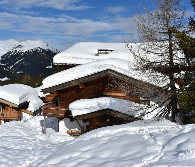 Königsleiten - Staudis Skihütten