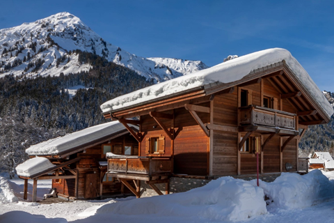 Top wintersport Les Portes du Soleil ⛷️Chalet La Dalle Cachée