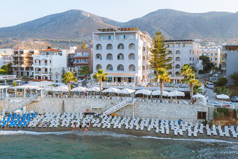 Fantastische vakantie Kreta 🏝️Hotel Glaros Beach - Halfpension