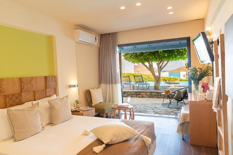 Goedkope zonvakantie Kreta 🏝️Elounda Blu Hotel