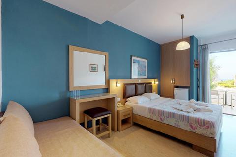Top zonvakantie Epirus (Parga) - Hotel Angela