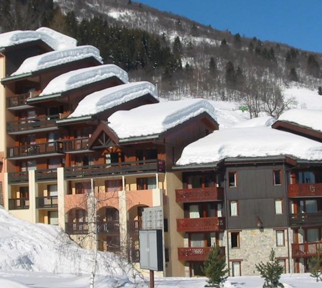 Meer info over Résidence La Camarine  bij Sunweb-wintersport