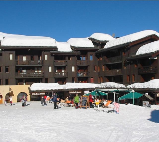 Meer info over Résidence Pierres Plates  bij Sunweb-wintersport