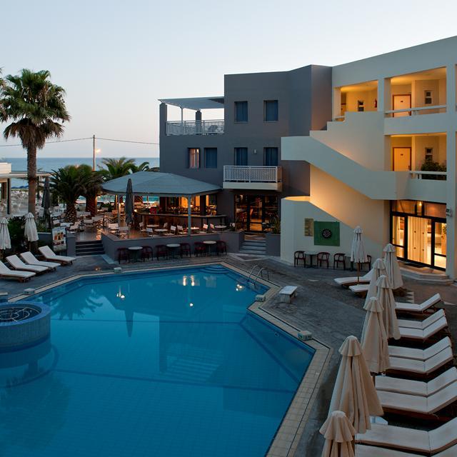 Hotel Pearl Beach - logies en ontbijt