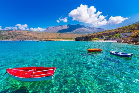 Geweldige vakantie Peloponnesos 🏝️Fly-drive 15 dagen Peloponnesos