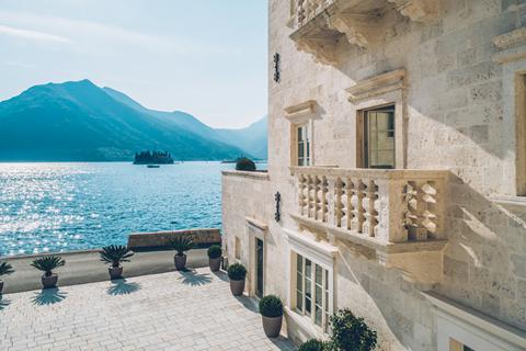Goedkope zonvakantie Kotor Bay - Hotel Iberostar Perast