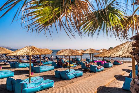 Goedkope zonvakantie Rhodos - Hotel Haven Beach