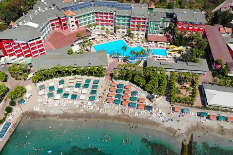 All inclusive zonvakantie Turkse Rivièra - Hotel Kemal Bay