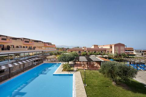 Korting zonvakantie Kreta 🏝️Hotel Vasia Resort & Spa