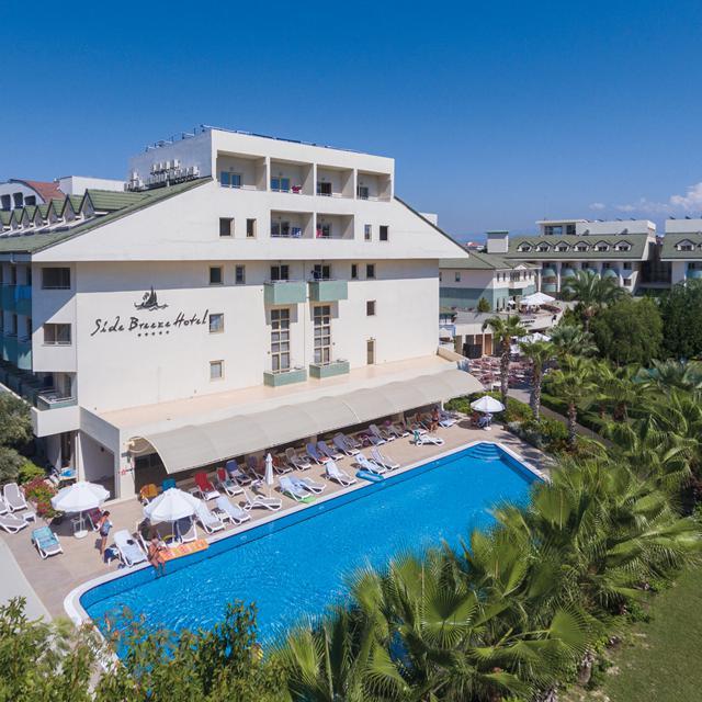 Meer info over Hotel Side Breeze  bij Sunweb zomer
