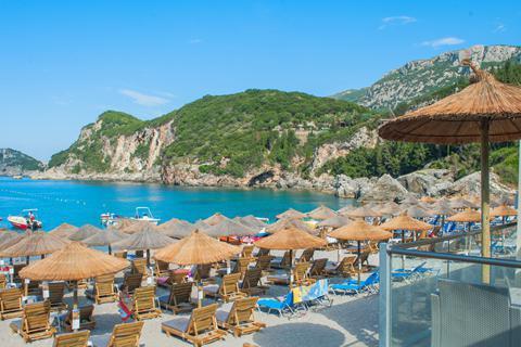 All inclusive herfstvakantie Corfu - Hotel Blue Princess Beach & Suites