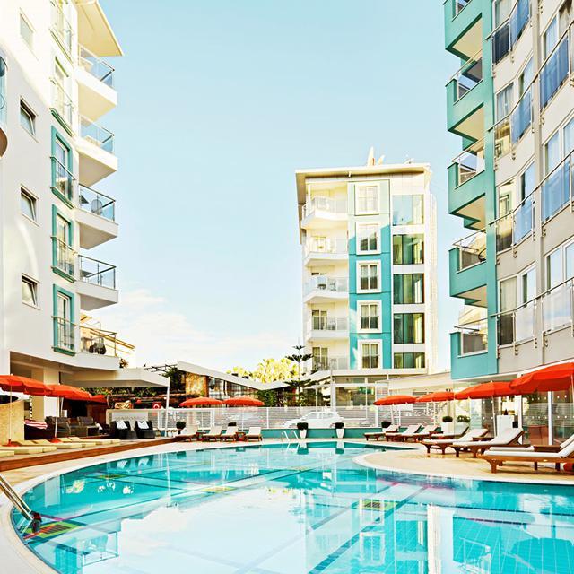 Alanya - Hotel Sunprime Alanya Beach adults only